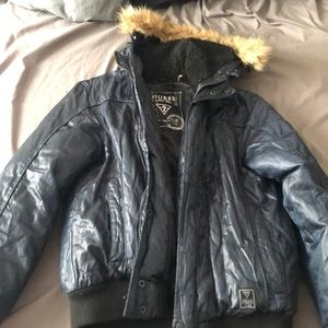 Guess Fur Coat